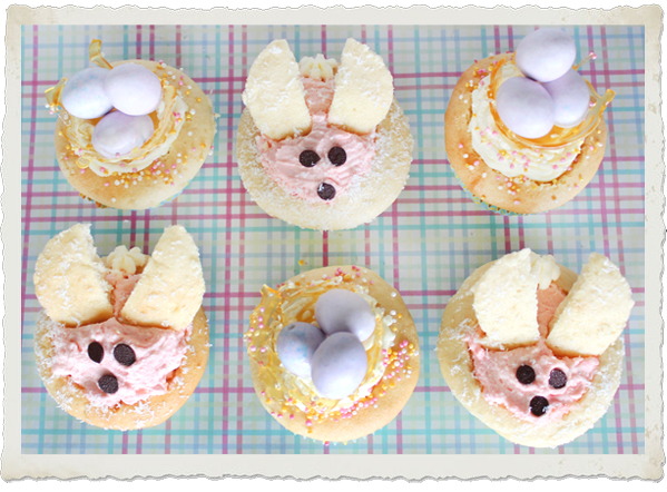 Easter Cupcakes by Sassaby Parties