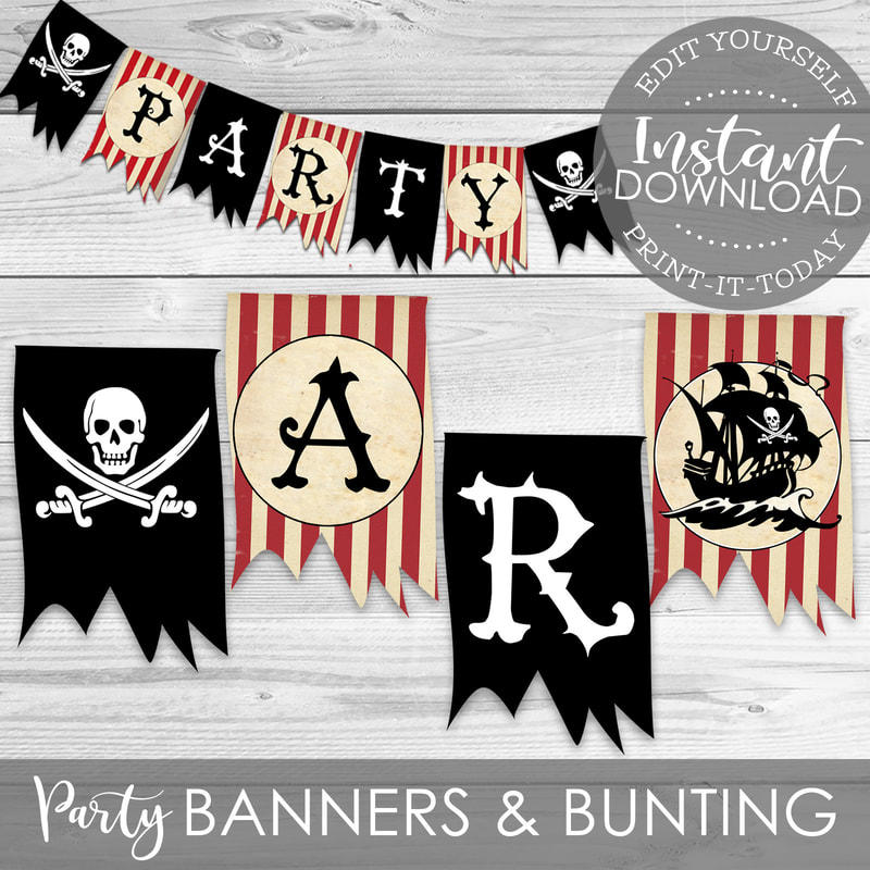 Party Banners & Bunting